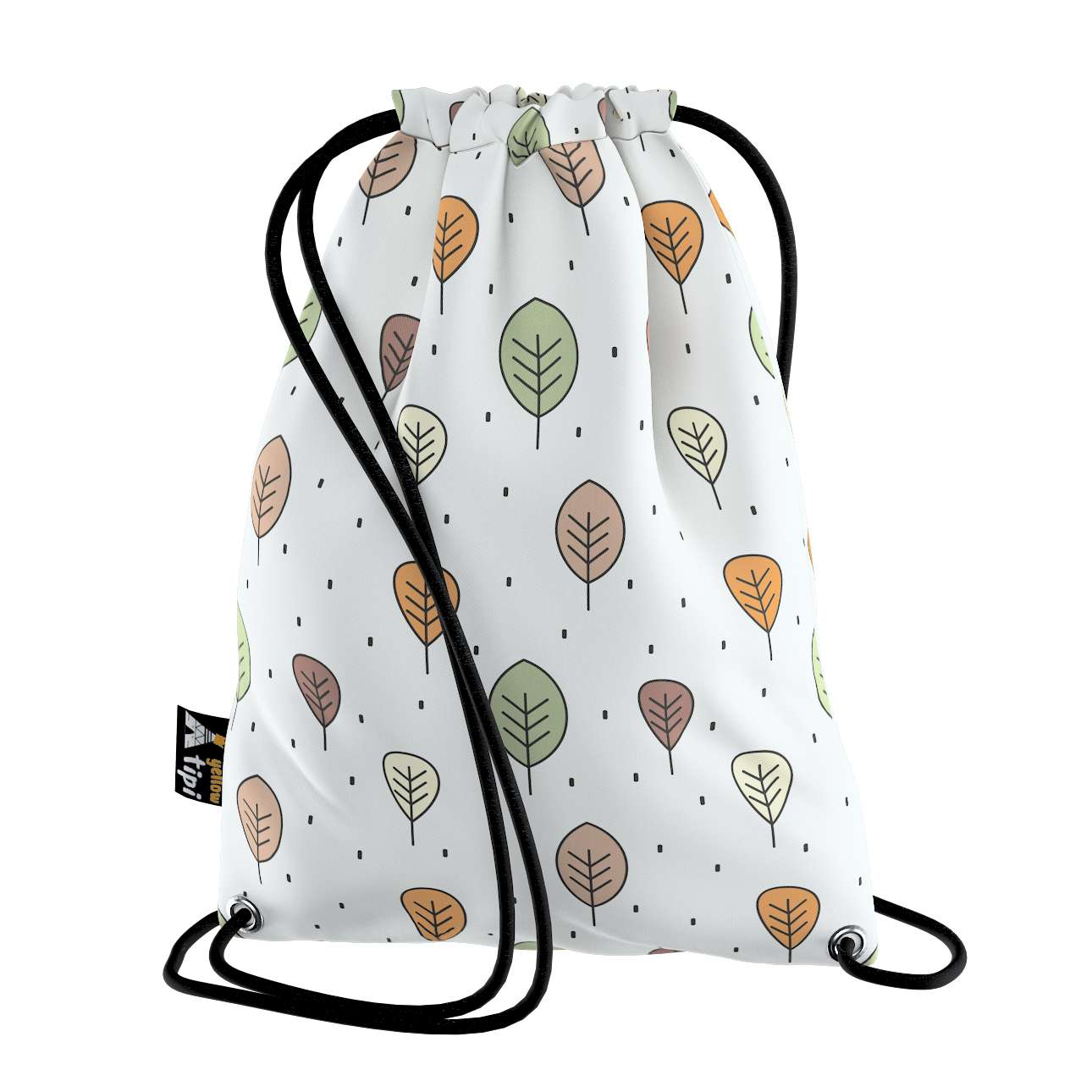 Kiddy bag in collection Magic Collection, fabric: 500-09