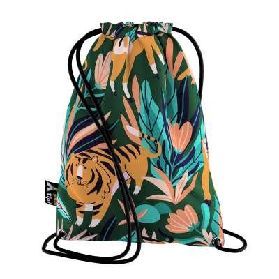 Worek plecak Kiddy 500-42 zielony Kolekcja Magic Collection