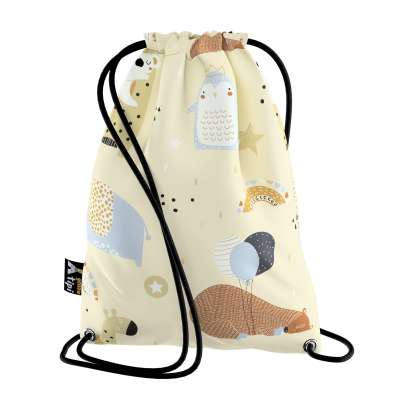 Kiddy bag 500-46 beżowy Collection Magic Collection