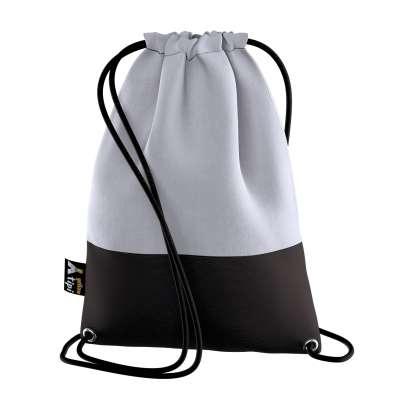 Kiddy Velvet backpack 704-24 grey Collection Posh Velvet