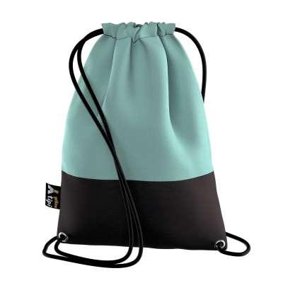 Kiddy Velvet backpack 704-18 dusty mint green Collection Posh Velvet