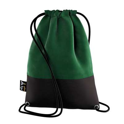 Kiddy Velvet krepšys 704-13 žalia Kolekcija Posh Velvet