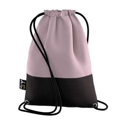 Kiddy Velvet backpack 704-14 dusty pink Collection Posh Velvet