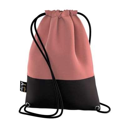 Kiddy Velvet backpack 704-30 coral Collection Posh Velvet