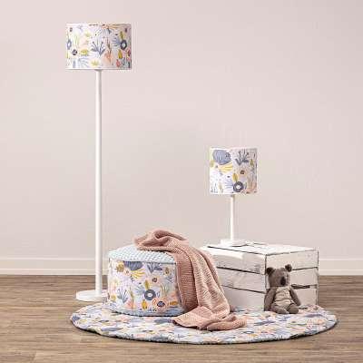 Floor lamp Magic Flowers