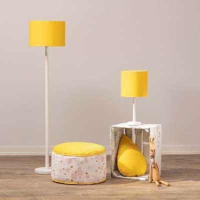 Podlahová stojací lampa Yellow Happiness