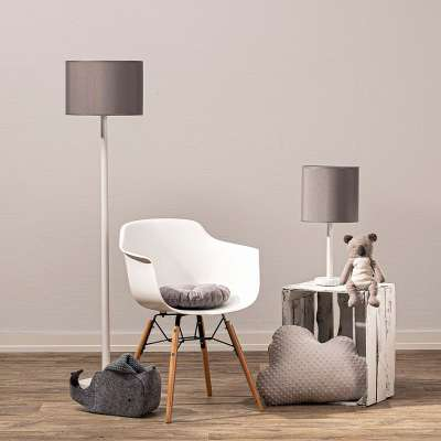 Floor lamp Gray Happiness