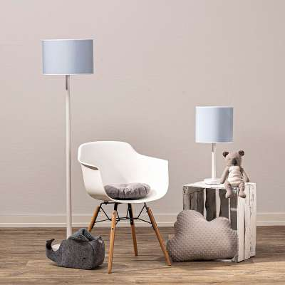 Podlahová stojací lampa Blue Happiness