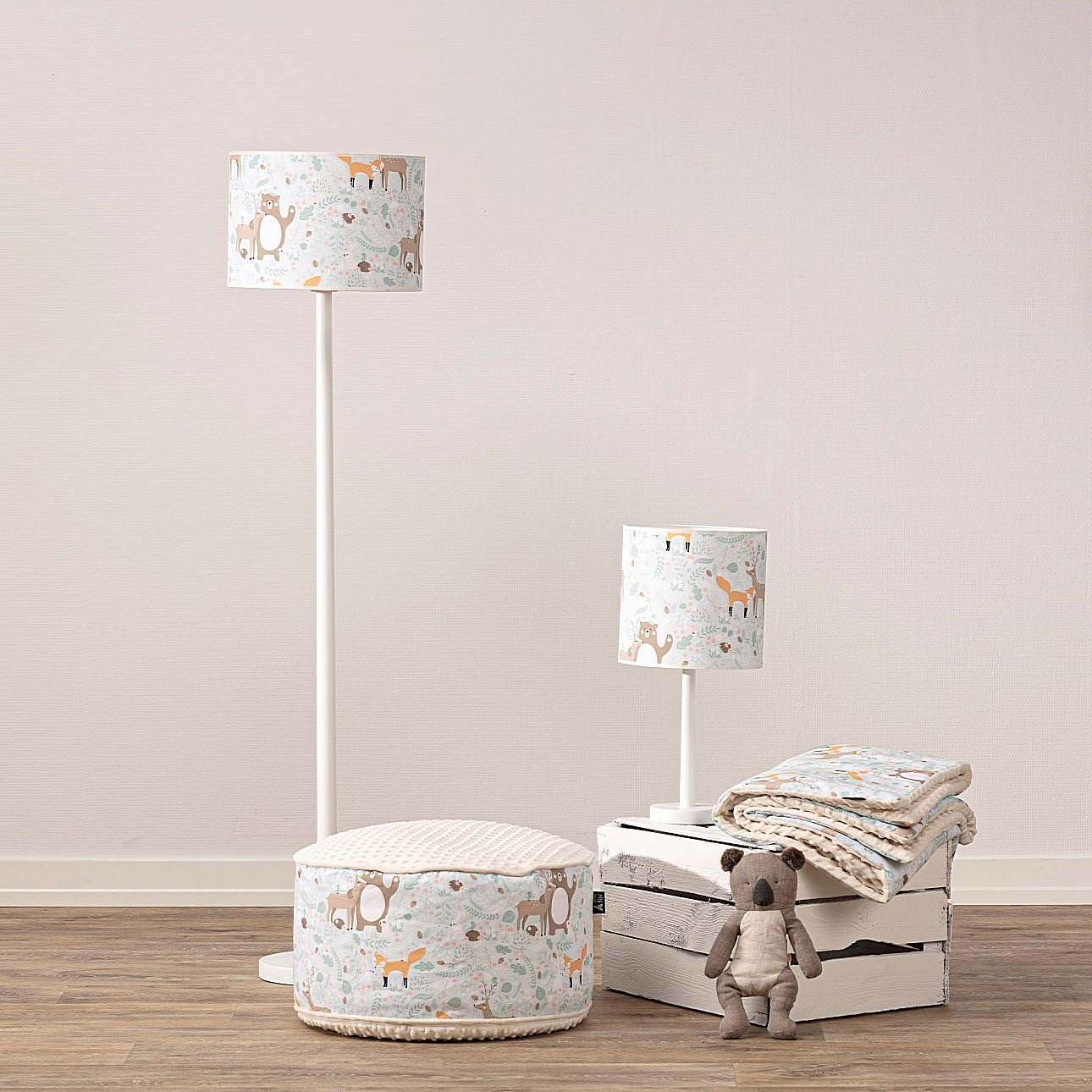 Table lamp Forest Friends