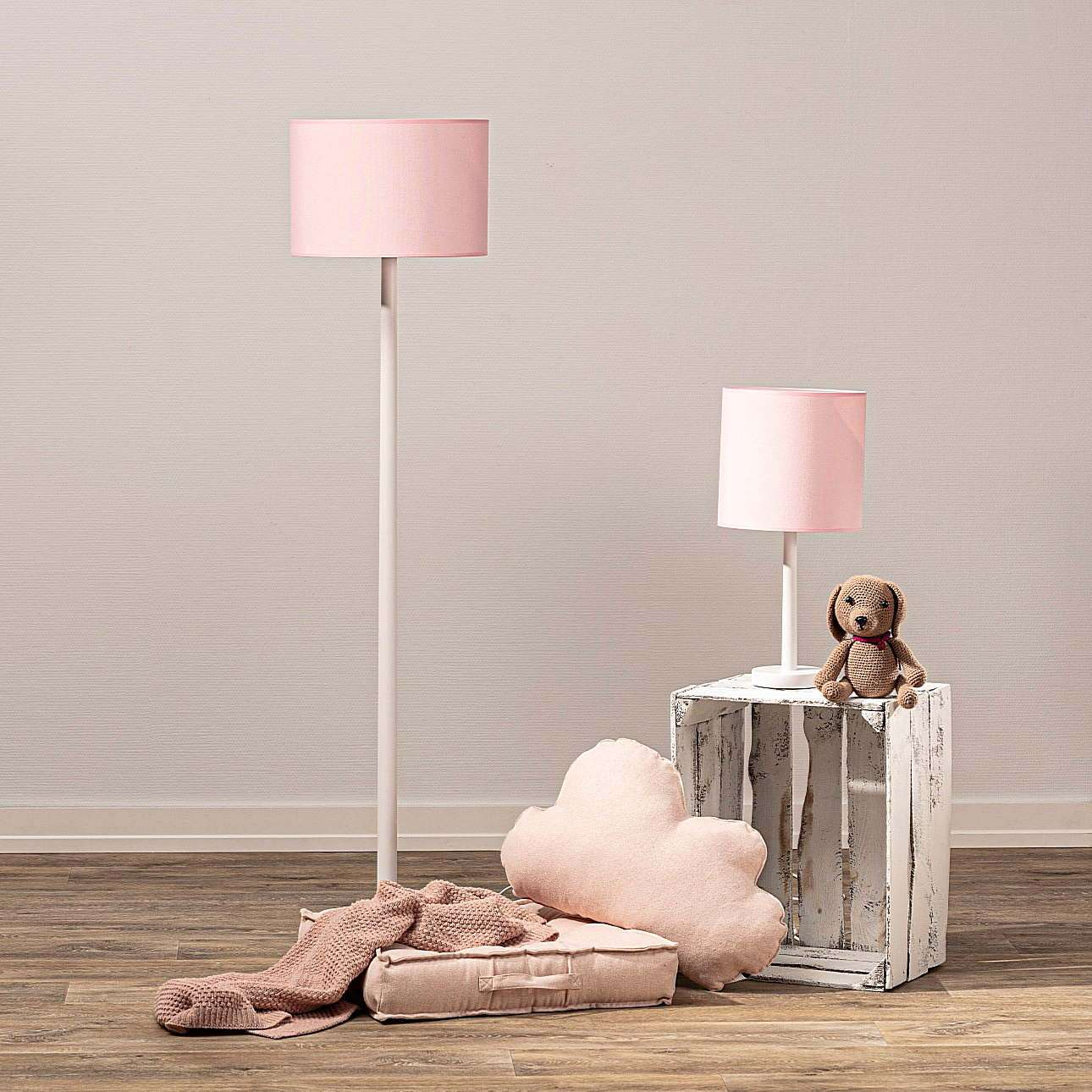 Table lamp Pink Happiness