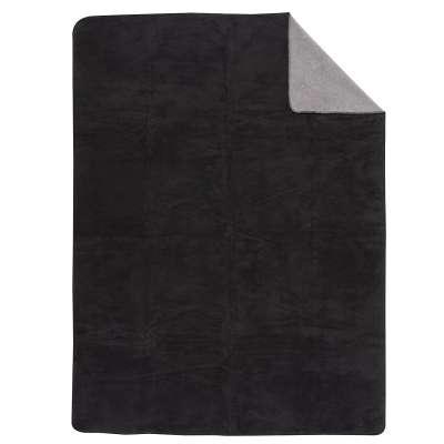 Deka Cotton Cloud 150x200 cm Black&Zinc