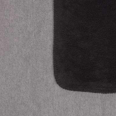 Kuscheldecke Cotton Cloud 150x200cm Black&Zinc