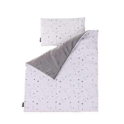 Antklodė ir pagalvėlė Velvet Nest Premium grey