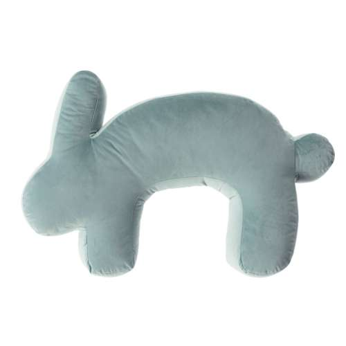 Velvet Bunny mint nursing maitinimo pagalvė