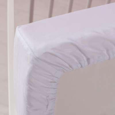 Prostěradlo s gumou 60x120 cm v kolekci Sweet Dreams, látka: 500-40