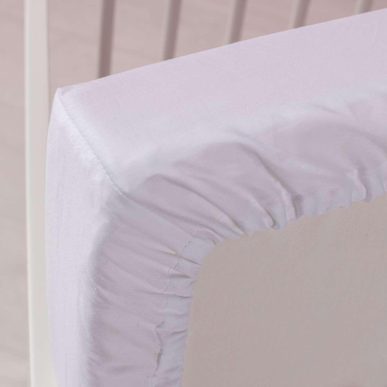 Spannbettlaken 70x140 cm von der Kollektion Sweet Dreams, Stoff: 500-40