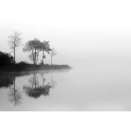 Canvasprint By the Lake I