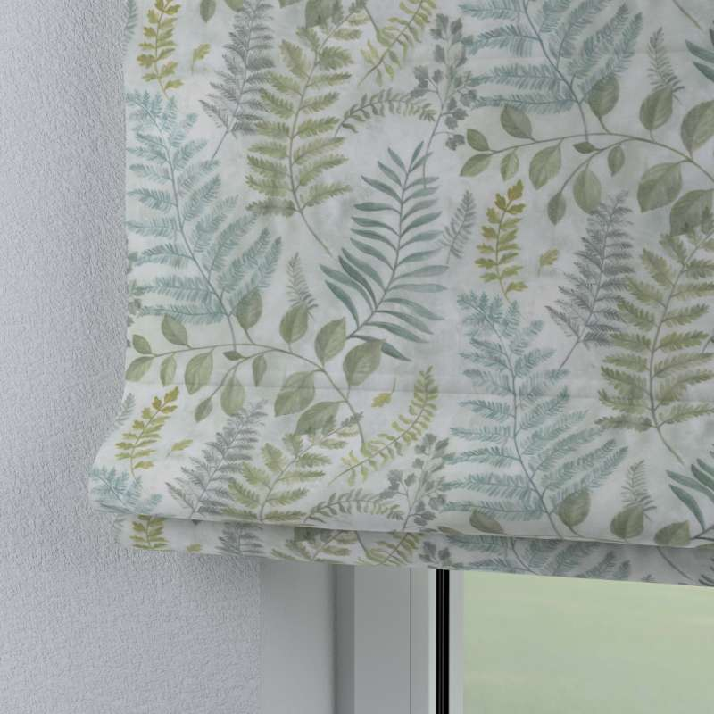 Roleta rzymska Bari w kolekcji Pastel Forest, tkanina: 142-46