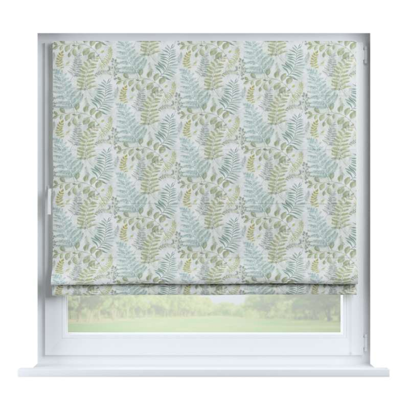 Bari roman blind in collection Pastel Forest, fabric: 142-46
