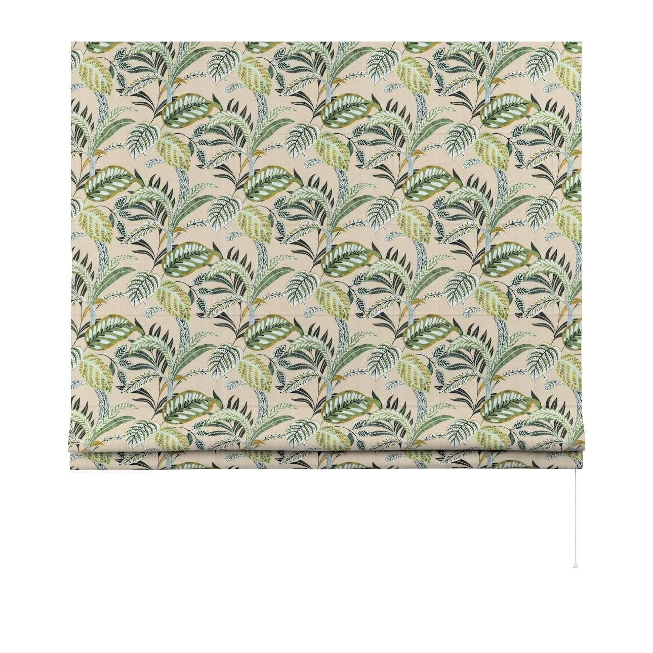 Vouwgordijn Bari van de collectie Tropical Island, Stof: 142-96