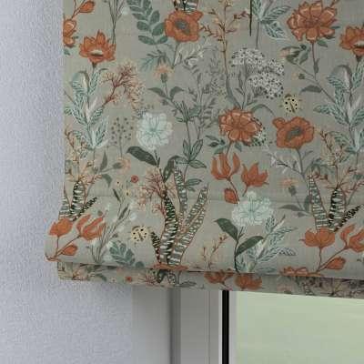 Rímska Roleta Bari V kolekcii Flowers, tkanina: 143-70