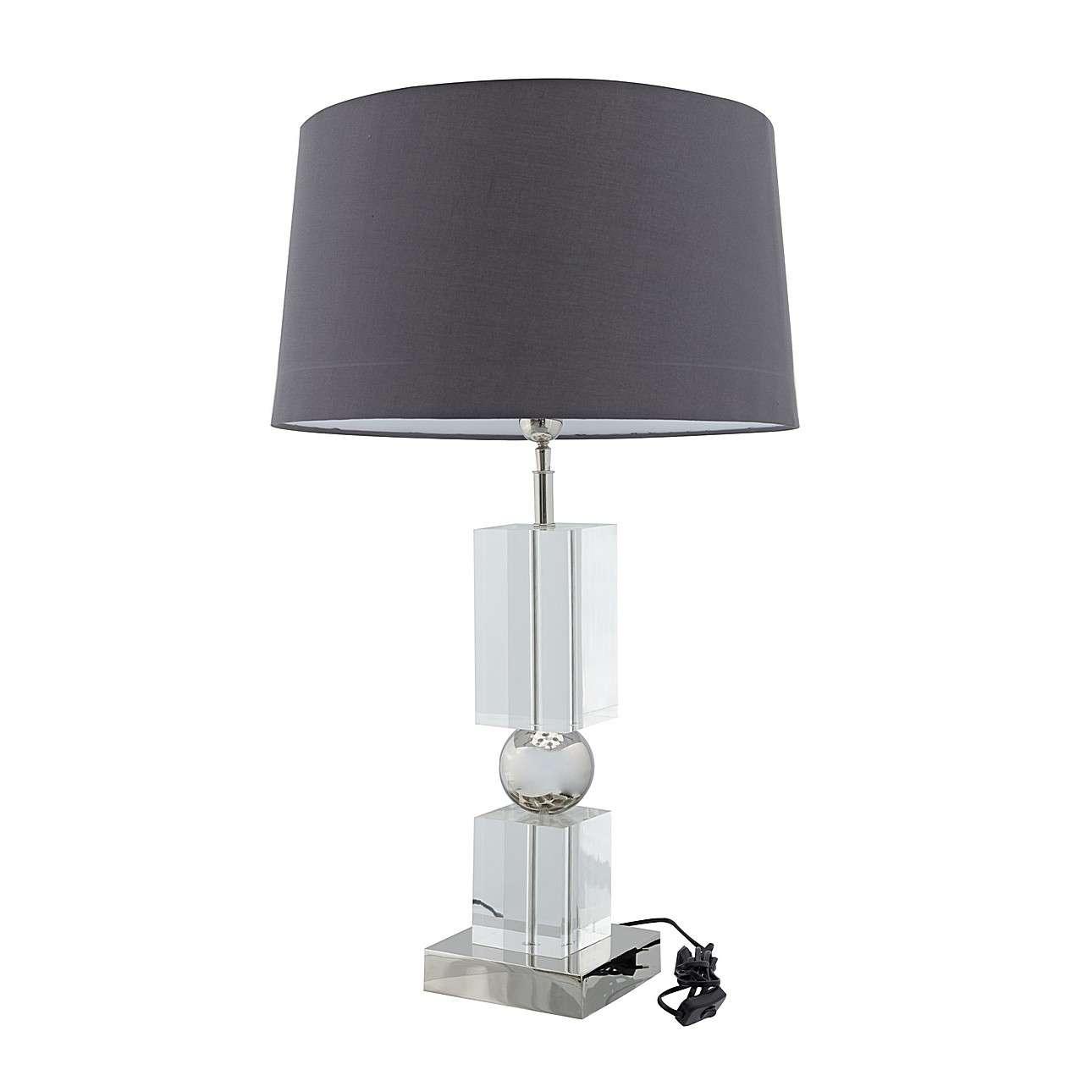 Tischlampe Alora 85 cm