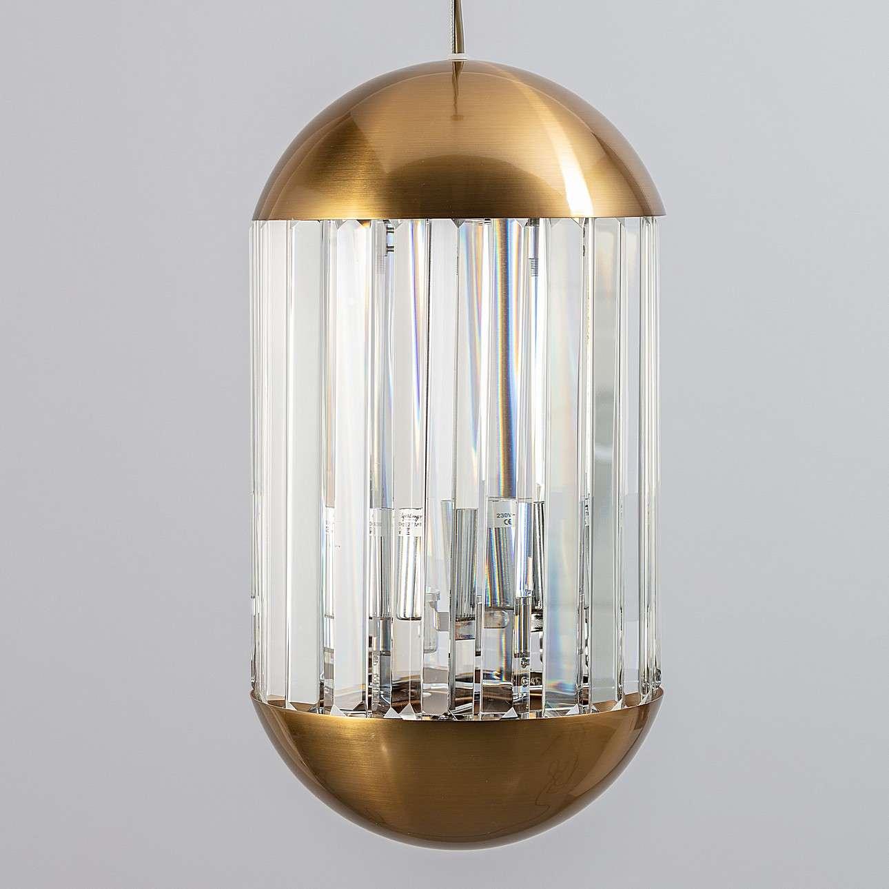 Závěsná lampa Greyson 45cm