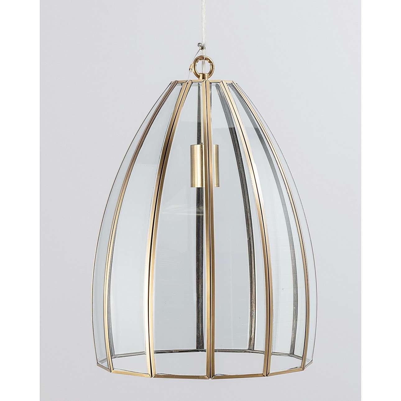 Závěsná lampa Xamo 40cm