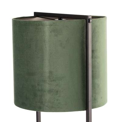 Podlahová lampa Santos Green výška 135cm