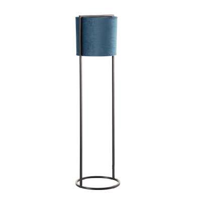 Lampa podłogowa Santos Blue Lampy podłogowe - Dekoria.pl