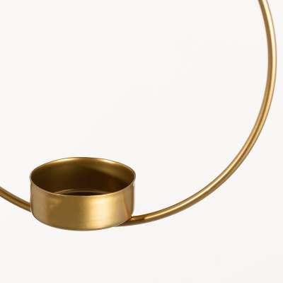 Teelichhalter-Set Rings 3 Stck.