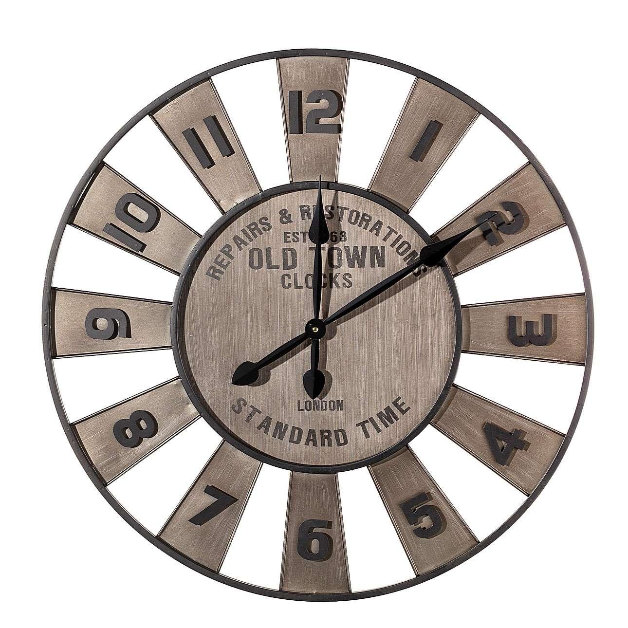 Zegar ścienny Queens 74cm
