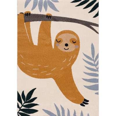 Teppich Happy Sloth 120x170cm Teppiche - Yellow-tipi.de