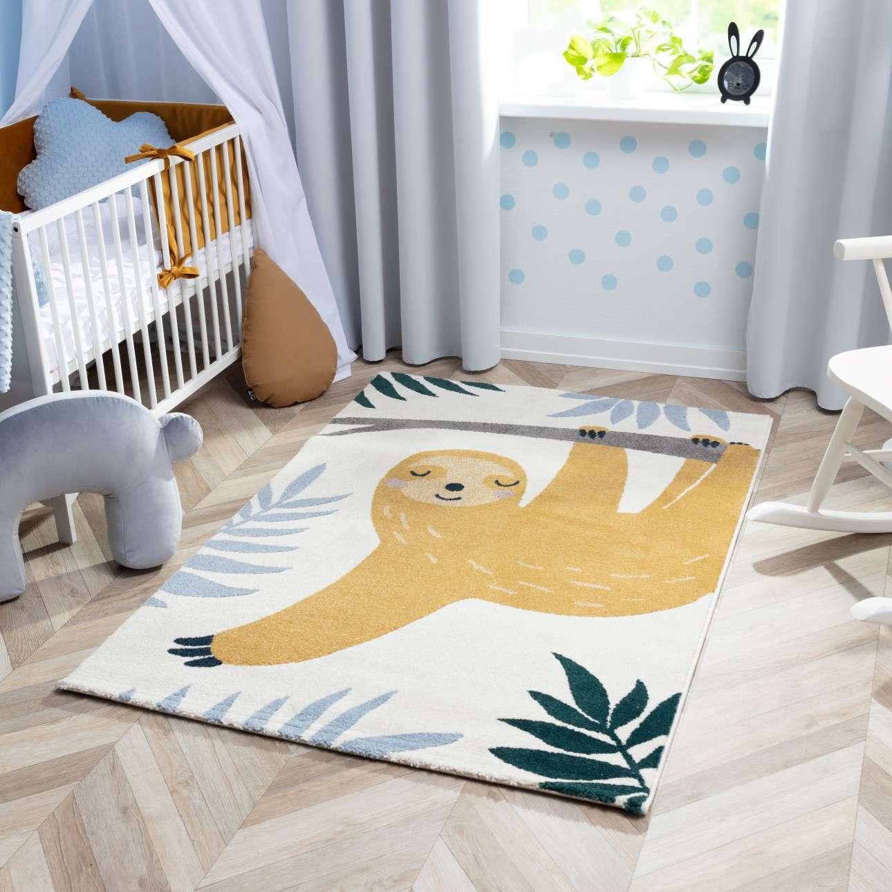 Koberec Happy Sloth 120x170 cm