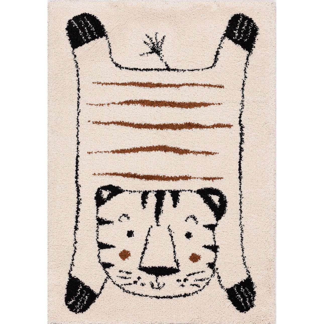 Tiger kilimas 120x170cm