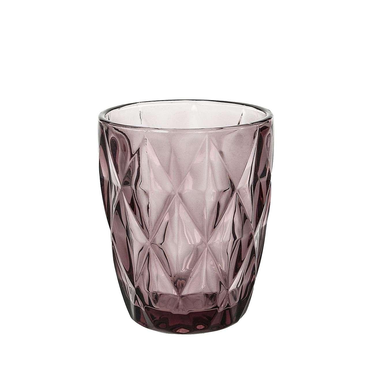 Szklanka Basic Pink