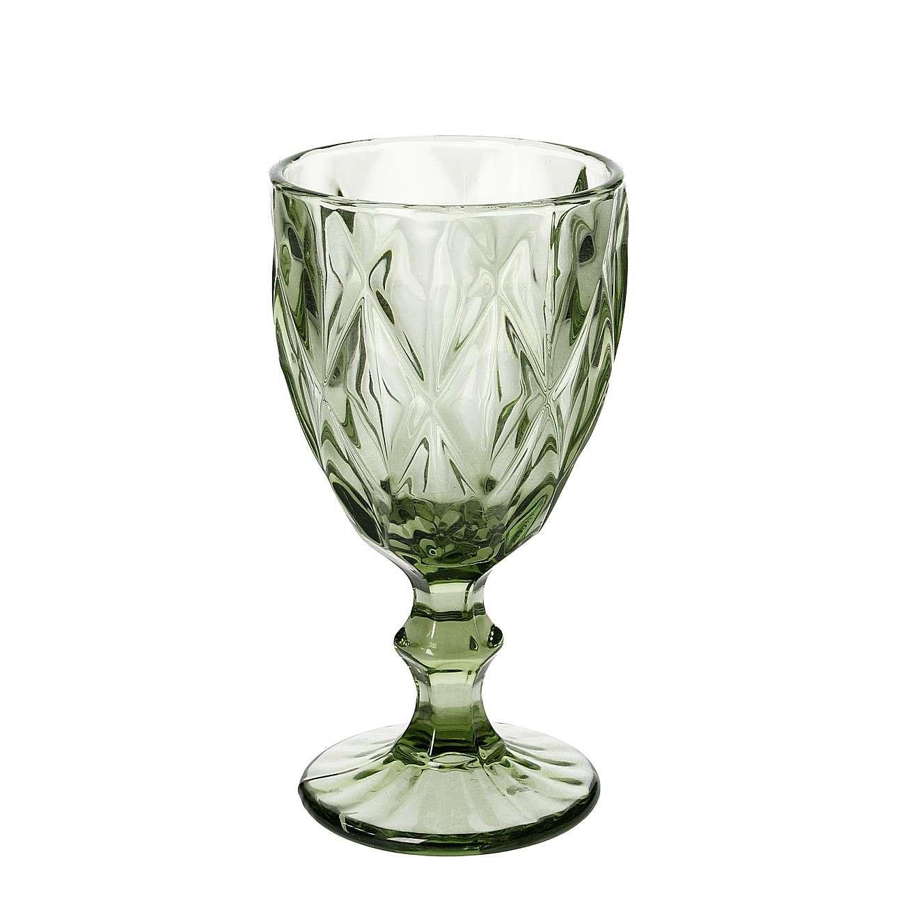 Trinkglas Basic Green