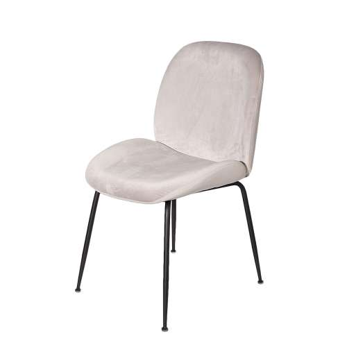 Čalouněná židle Joy Silver