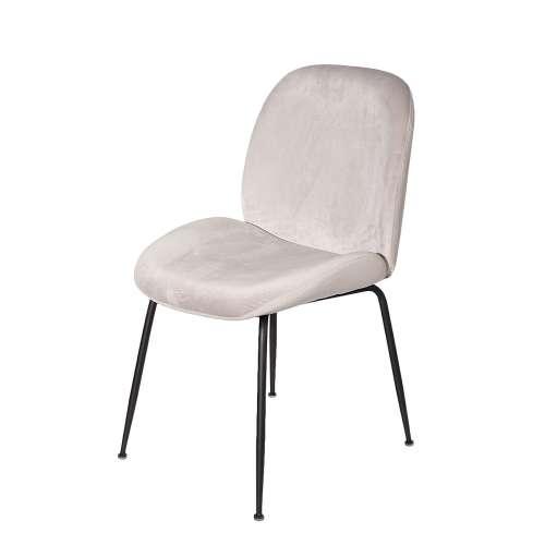 Dekoria Krzesło Joy Silver