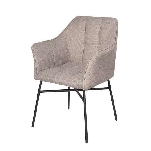 Dekoria Krzesło Rimini Light Grey