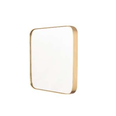 Lustro Vitrail Gold 41x4x41cm