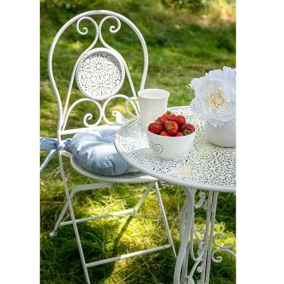 Zestaw ogrodowy Rosane stolik + 2 krzesła