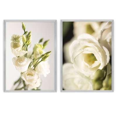 Zestaw obrazów Flowers 2szt.