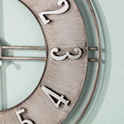 Zegar ścienny Hudson