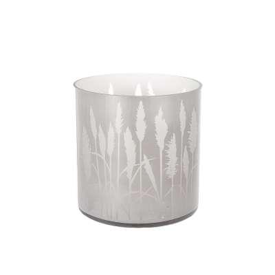 Świecznik Grass Grey 15cm