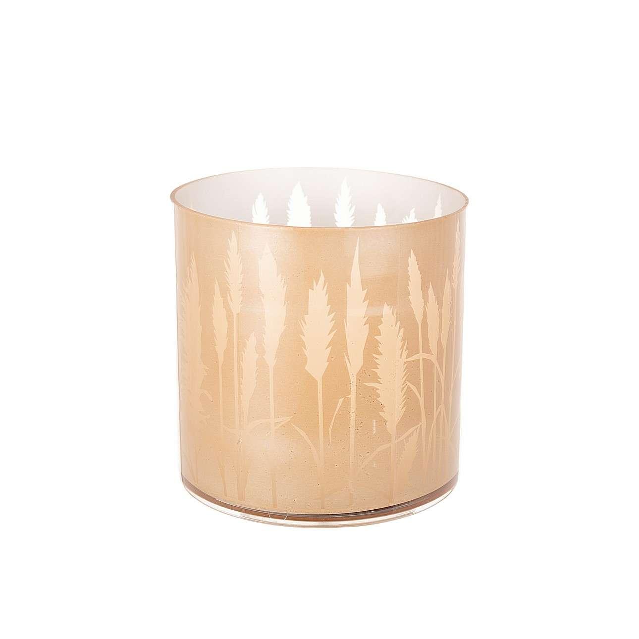 Świecznik Grass Beige 15cm