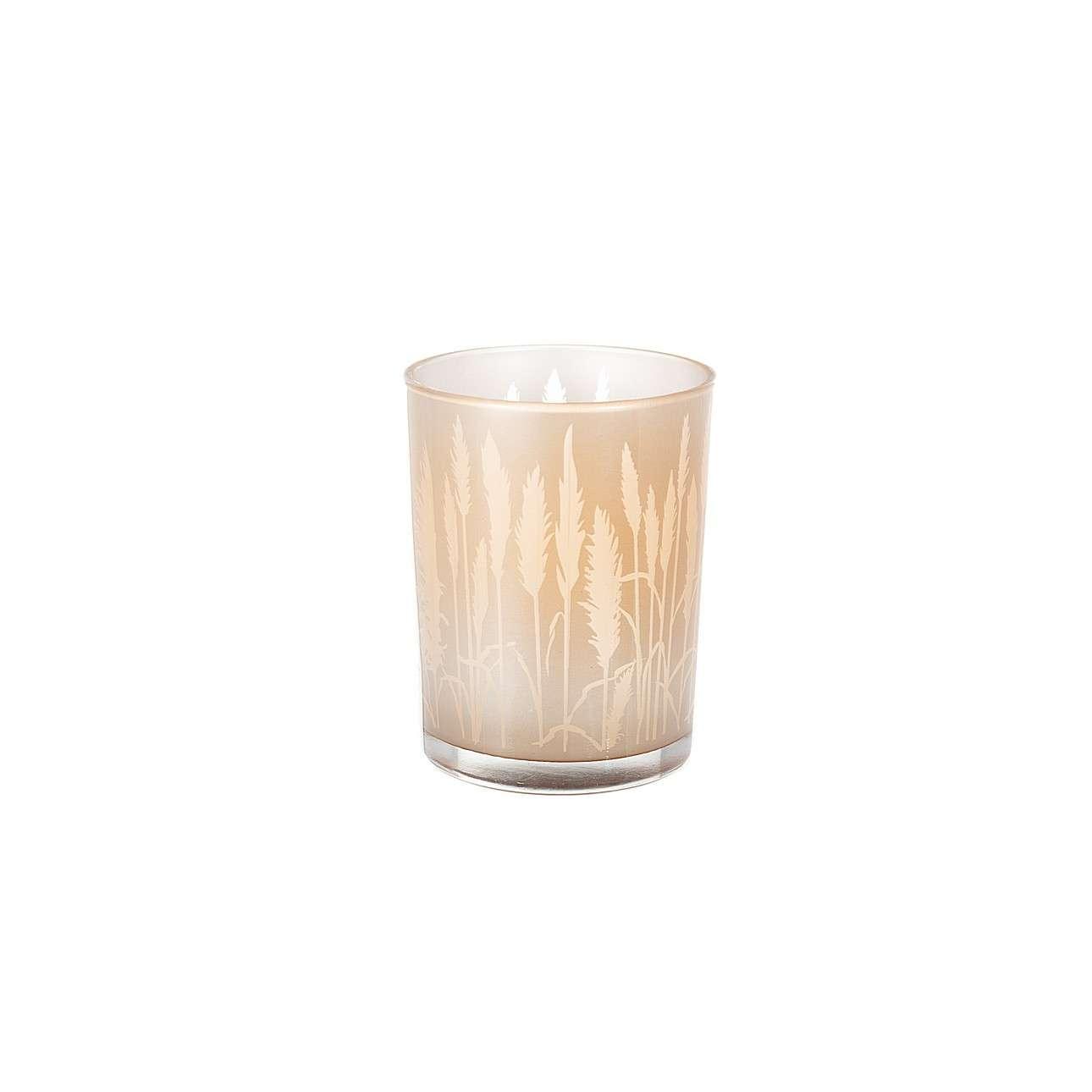 Świecznik Grass Beige 12cm