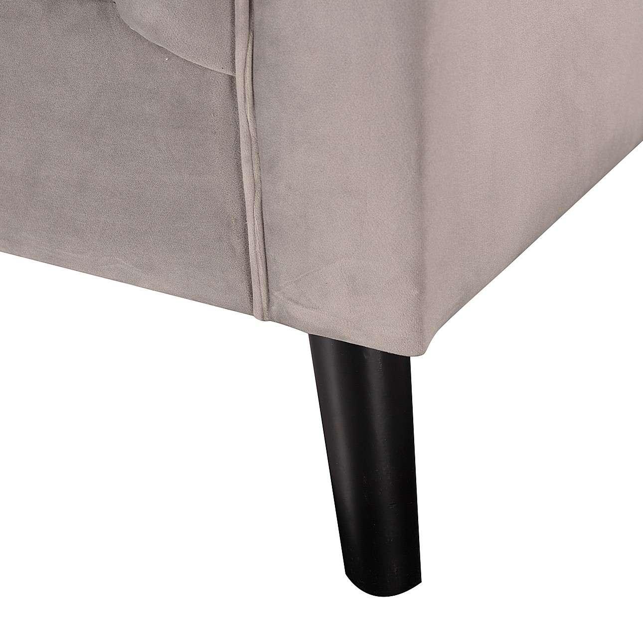 Sofa Meriva Velvet rocky 2-os.