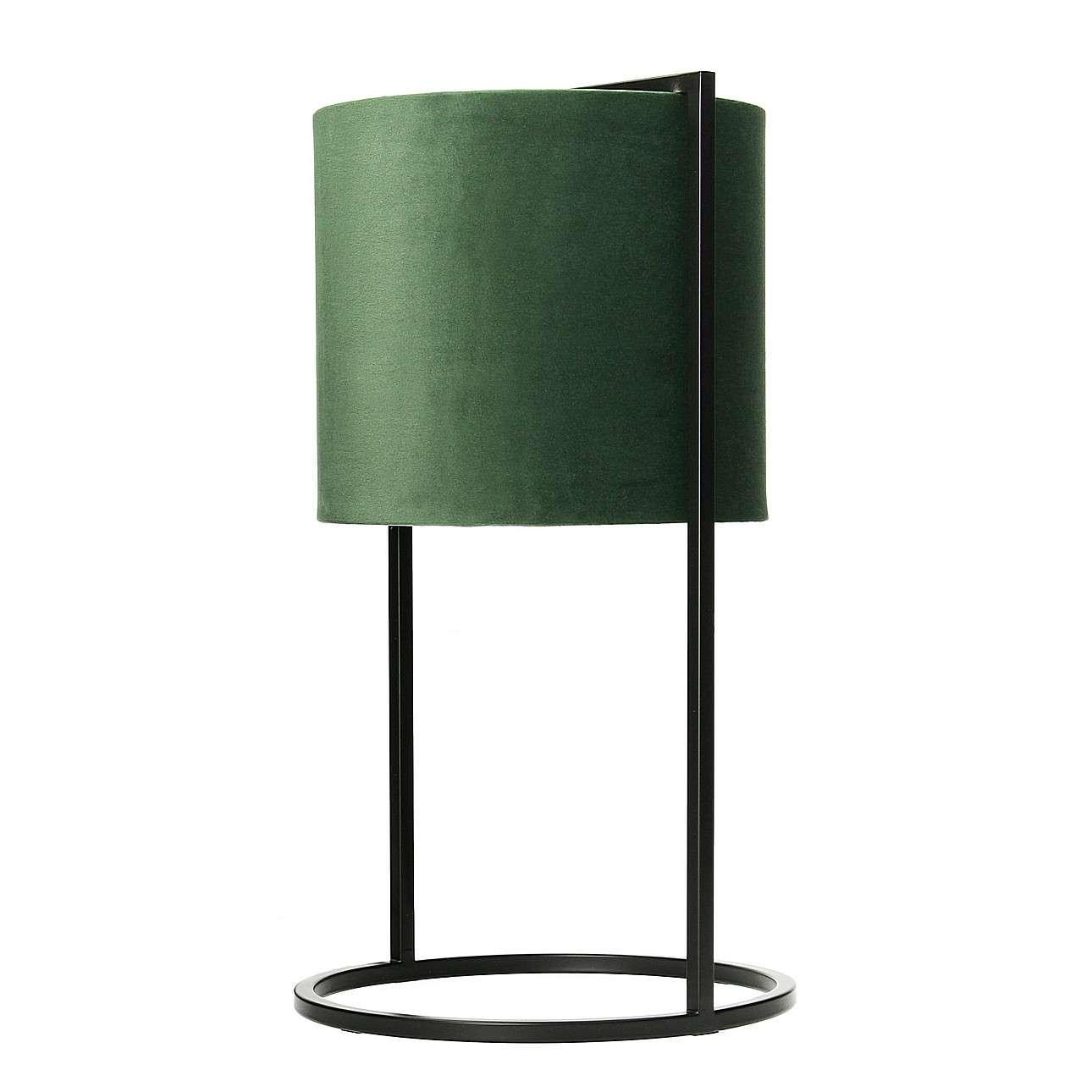 Stolní dekorační lampa Santos Green výška 45cm