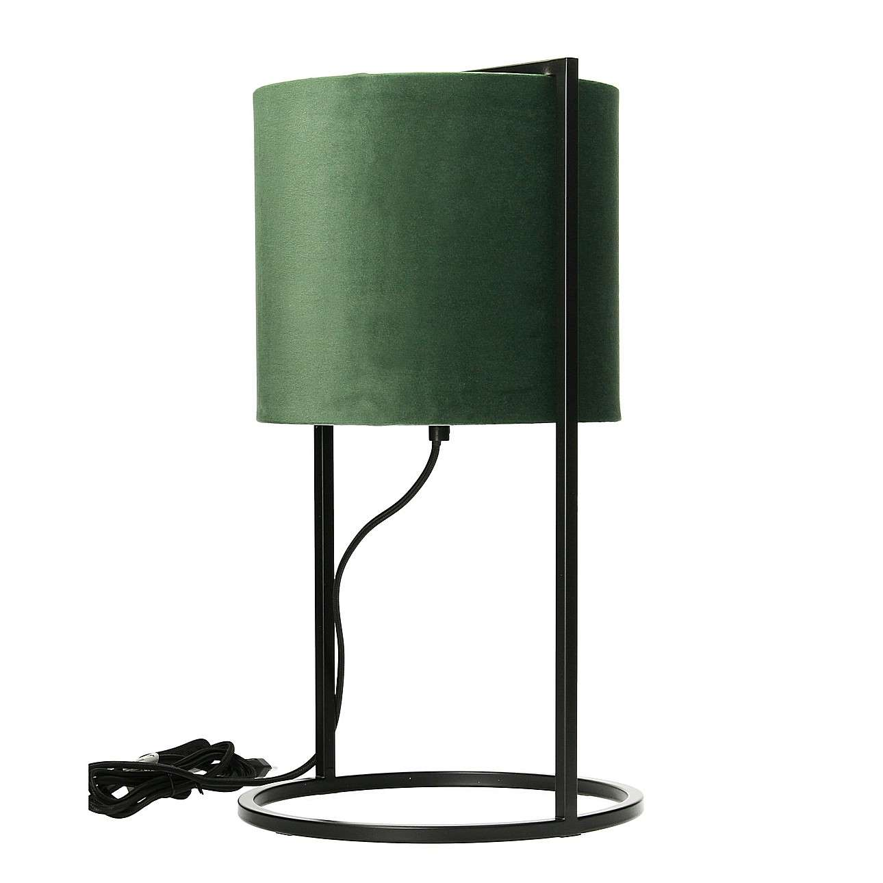 Tafellamp Santos Green 45 cm